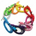 Braided Fabric USB Data Sync Charger Cable ROUND for Pad Mini i Pad Air 2 Pad 4