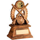 Clay Pigeon Shooting Award - Free Engraving on all Trophies - Shooting Trophy