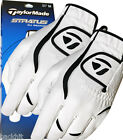 New - TaylorMade Golf Stratus All Weather Gloves - 2 Pack, Right Handed Golfer