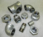 "GALVANISED MALLEABLE IRON PIPE FITTINGS BSP 1/8"" - 4""  GALV  - PNEUMATIC"