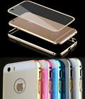 Shockproof Metal Bumper Hard Case Cover Clip Skin Protector for iPhone 6 6S Plus