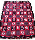 Fleece MLB Themed Blankets *Baby&Adult* *Multiple Themes and Sizes Available*