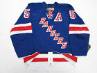 GIRARDI NEW YORK RANGERS AUTHENTIC HOME REEBOK EDGE 2.0 7287 HOCKEY JERSEY