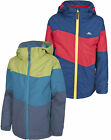 Trespass Gideon Boys Ski Jacket Coat Winter Snowboarding 3 - 12 years