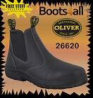 OLIVER Work Boots EASY ESCAPE Style No Steel Toe NEW +WARRANTY 26620 ON SALE!