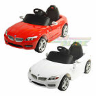 New Electric Kids Ride on Car BMW Z4 Roadster Parental Control MP3 Input
