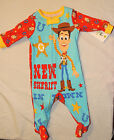 NEW Baby Toy Story Sheriff Woody Pajamas, Sizes 0 thru 9 Months, Pjs,  Cowboy