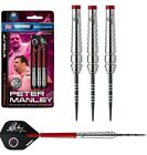 Peter Manley 85% Tungsten Steel Tip Darts by Winmau