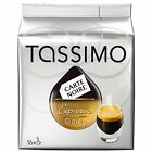 2 x  French Coffee 16 Tassimo pods : 10 different flavors. Make your assortment
