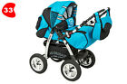 Baby Pram Buggy Pushchair Stroller APOLLO 3IN1 FREE UK DELIVERY <br/> 5% OFF LIMITED TIME REDUCTION !