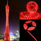 5m - 20m 300 LED SMD 3528 5050 Strip Leiste Streifen Band Lichterkette Licht ROT