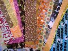 20 Large Dog Grooming Bandana/Scarf, Tie On, Cotton, Custom Made by Linda