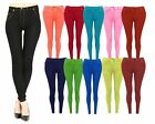 LADIES WOMENS SKINNY JEGGINGS PANT SEXY STRETCHY JEANS SLIM TIGHT TROUSER 8-14
