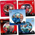 3D Football Team 240 Piece Jigsaw Puzzle Balls Premiership Players & Managers