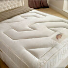 *NEW* Deluxe Beds Chardonnay Open Spring Mattress FREE NEXT DAY DELIVERY!