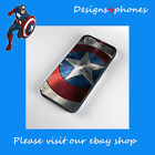 CAPTAIN AMERICA AVENGERS SHIELD PHONE CASE TO FIT  IPHONE 6 & IPHONE 7 PLUS