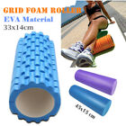 New High Density EVA GRID Foam Roller Yoga Pilates GYM Physio Massage AB Point