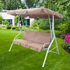 swing bench canopy