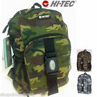 HI-TEC  Junior Camouflage Backpack Rucksack Kids School Bag Camo Childrens