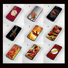 NEW THE FLASH PHONE CASES FOR IPHONE 4 4S 5 5S 5C 6 & 6 PLUS MARVEL & DC