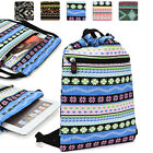 KroO Drawstring Protective Aztec Backpack Cover fits 10.1 inch Tablets BGPS-13