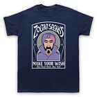 ZOLTAR SPEAKS UNOFFICIAL BIG MAKE A WISH FUNFAIR T-SHIRT ADULTS KIDS SIZES COLS