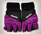 Womens Ladies Cross Training Exercise Fitness Lifting Raspberry Workout Gloves