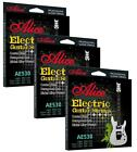 3 pack high quality anti rust ELECTRIC GUITAR STRINGS 9-42 or 10-46 9s or 10s