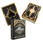 Baraja de Cartas Bicycle Allure Tamaño Poker - Elegir Color