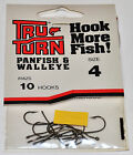 Tru Turn Fish Hooks Multiple Variations