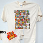 """WACKY PACKAGES 70's Series 1, Classic, Combo 2-Sided"""" Cool T-SHIRT,S-5X,T-236Ivy image"""