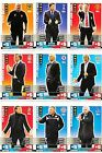 Match Attax Extra 2015 Trading Cards (Manager Cards Set) All 20 Cards