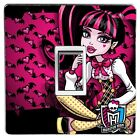 MONSTER HIGH light switch sticker cover / skin decal. (Image 1)