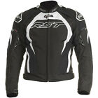 RST Tractech Evo-2 Textile White Motorcycle Jacket