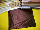 Chocolate Satin fabric costume curtain lining wedding decoration crepe fabric