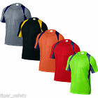 Delta Plus Panoply Bali Mens Polyester Dri Fit Work T-Shirt Sport Tee Shirt BNWT