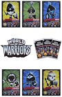 Topps World Of Warriors Trading Cards. Skull Army Cards 153-192