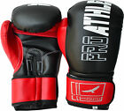 ProAthletica Synthetic Leather Breathable MMA Training & Thi Boxing Gloves