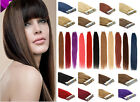 40Pcs Super Tape-IN Tip Brazilian Remy Human Hair Extensions 20''More Colors100g
