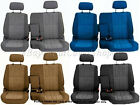 A57 PREMIUM 60/40 Split Bench Triple Stitched 8mm Thick Exact Fit Seat Covers