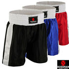 BCS Boxing Shorts Trunks - training Amateur box punch punching wear apparel