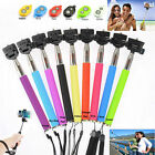 Extandable Selfie Stick Monopod Bluetooth Shutter Remote for iPhone Sony Samsung
