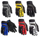 Cortech Mens DX 2 Textile Motorcycle Gloves All Sizes & Colors