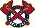 Atlanta Braves #8 MLB Team Logo Vinyl Decal Sticker Car Window Wall Cornhole on Ebay