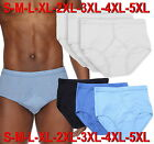 Mens Cotton Y Fronts Briefs Underwear 3,6 or 12 Pack Lot S M L XL 2XL 3XL 4XL 5X