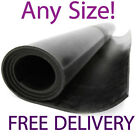 All Sizes Black Solid EPDM Rubber Sheeting Industrial Rolls