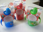 PHILIPS AVENT HARD SPOUT TRAINER CUP 200ML/70Z 12M+ 3 COLOURS TO CHOOSE BPA FREE