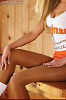 TAMARA Hooters Uniform Durable Compression Pantyhose Sexy SUNTAN Pick A B C D