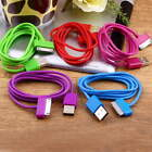 Usb Charger Sync Data Cable For Ipad2 3 Iphone 4 4s 3g 3gs Ipod Nano Touch  Ap