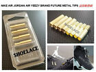 <FREE SHIPPING>【FUTURE】 NIK E AIR JORDAN AIR YEEZY  shoelace tips METAL TIPS~B